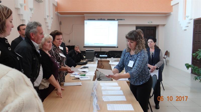 Дан старт обучению членов участковых избирательных комиссий Кинель-Черкасского района Самарской области