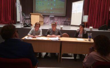 В Кинель-Черкасском районе прошел очередной этап обучения членов участковых комиссий