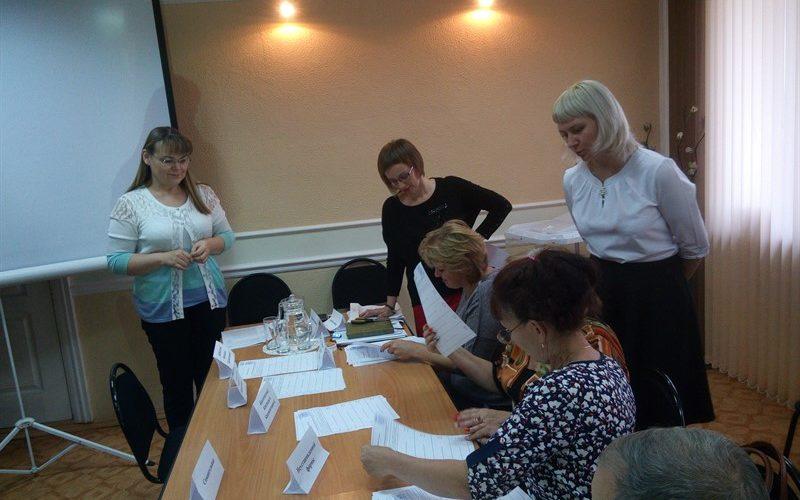 В ТИК Кинель-Черкасского района продолжается обучение кадрового состава участковых избирательных комиссий