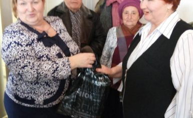 ТИК провела встречу с представителями Всероссийского общества инвалидов