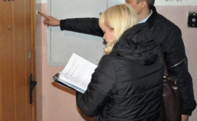 Второй этап адресного поквартирного (подомового) информирования избирателей