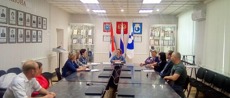 Утверждены составы участковых избирательных комиссий